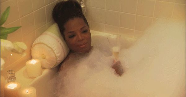 oprah bathtub